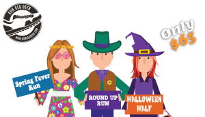 Run Red Deer Race Series Registration