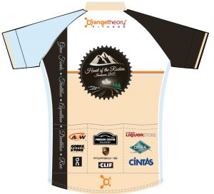 Heart Of The Rockies Jersy